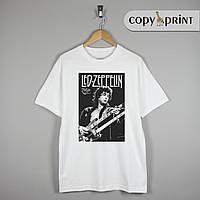 Футболка: Led Zeppelin (Макет №5)