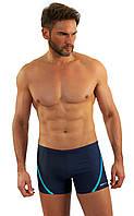 Чоловічі плавки Sesto Senso 366 XL Темно-сині (sns0015), фото 1
