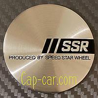 Наклейки для дисков с эмблемой SSR. Цена указана за комплект из 4-х штук