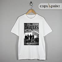 Футболка: The Beatles (Макет №1)