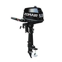 Лодочный мотор Zomair 5.0 HP