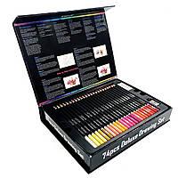 Подарочный набор профессиональных цветных карандашей 72 цвета
