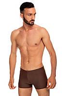 Мужские плавки-шорты Jolidon 46 S Коричневый (14100)
