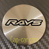 Наклейки для дисков с эмблемой Rays. ( Рэйс ) Цена указана за комплект из 4-х штук