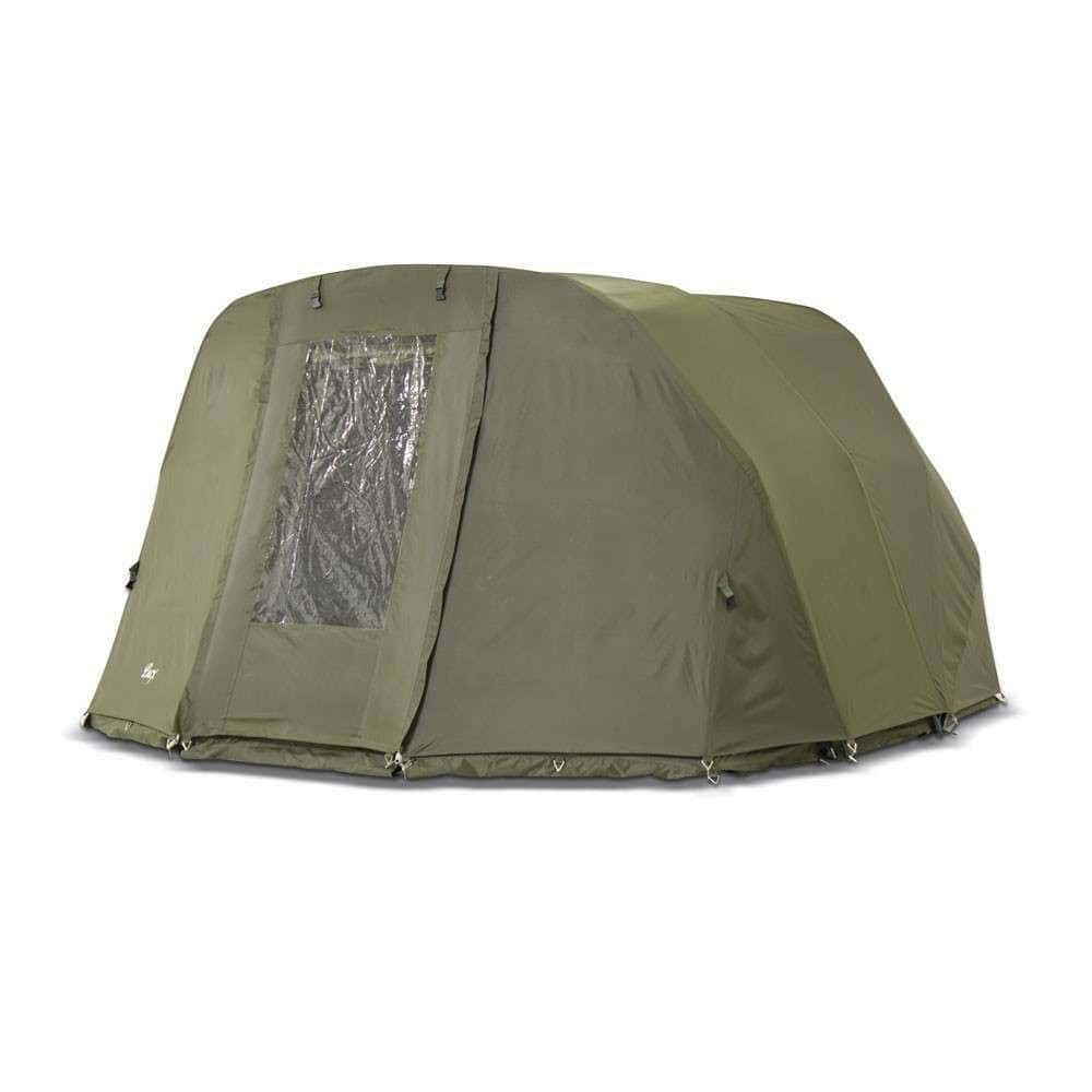 Карповая палатка Ranger EXP 2-MAN Нigh + Зимнее покрытие для палатки