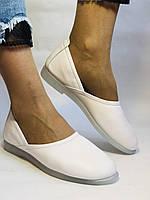 Стильные! Женские туфли -балетки из натуральной кожи 37 38 39 40 41. Супер комфорт.Vellena, фото 4
