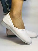 Стильные! Женские туфли -балетки из натуральной кожи 37 38 39 40 41. Супер комфорт.Vellena, фото 3