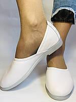Стильные! Женские туфли -балетки из натуральной кожи 37 38 39 40 41. Супер комфорт.Vellena, фото 6
