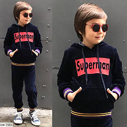 Спортивный костюм DR-7583 р:11-12 лет;3-4 года;5-6 лет;7-8 лет;9-10 лет
