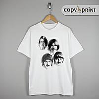 Футболка: The Beatles (Макет №4)