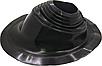 Кровельный проход Master Flash угловой овальный черный (203-330 мм), фото 2