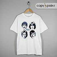 Футболка: The Beatles (Макет №7)