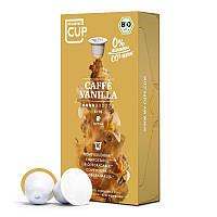 Nespresso My-CoffeeCup Bio Caffé Vanilla ( 10 капсул)