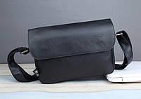 Мужская кожаная сумка. Модель 61268, фото 2