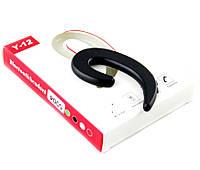 Bluetooth Гарнитура Наушник Для Разговора по Телефону Y-12 (черный)