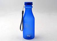 Бутылка для воды BPA Free 500 мл (синяя)