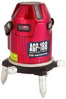 Лазерный нивелир AGP-188
