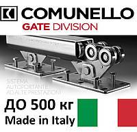 COMUNELLO ЦИНК Система MINI до 500 кг консольная фурнитура для ворот \ консольна фурнітура для відкатних воріт
