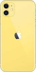 Вживаний iPhone 11 Yellow, 64Gb