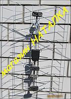 Антенна Т2 сетка ДМВ полька BLACK