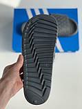 Шльопанці Adidas Gray, фото 3