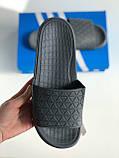 Шльопанці Adidas Gray, фото 4