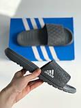 Шльопанці Adidas Gray, фото 5