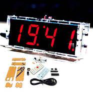 Радиоконструктор часы электронные ( BEST - Сборка для радиолюбителя), фото 2