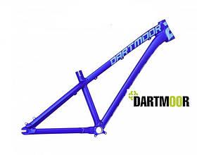 Рама DARMOOR Two 6 Player розмір S matt Spase Blue DART-A217409