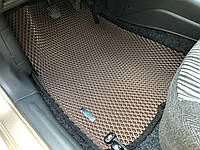 Авто коврики EVA в салон для DAEWOO SENS 3D