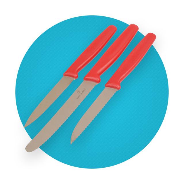 Ножи по типу