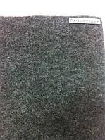 Автокарпет (ковролин) ш. 140 см ,300-600 гр/м2 чёрный ,серый, графит