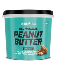 Peanut Butter BioTech 1000 g (Smooth)