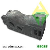 Корпус коробки передач ЮМЗ-6 40-1701015