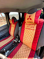 Авто чехлы-накидки на сидения универсальные