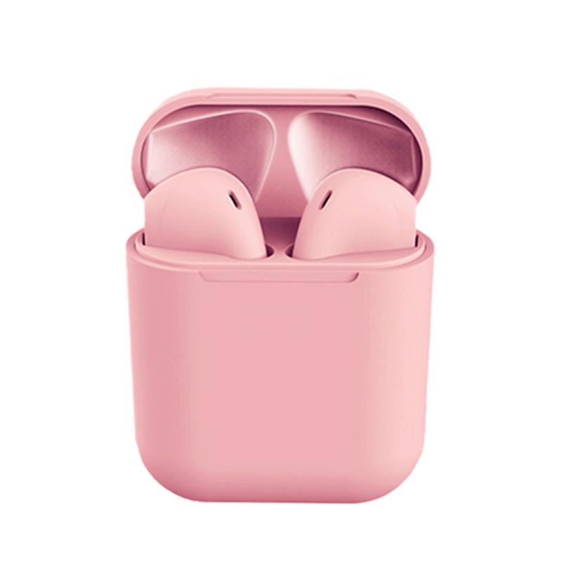 Беспроводные наушники inPods 12 Pink gloss