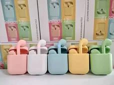 Беспроводные наушники inPods 12 Pink gloss, фото 2
