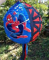 Пиньята - Человек Паук. SpiderMan. Есть размеры. Медаль в ПОДАРОК .