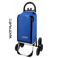 Сумка-тележка Aurora Amalfi Click 50 Blue (объем 50 л - нагрузка 30 кг)
