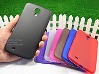 Силиконовый TPU чехол для Samsung i9200 Galaxy Mega 6.3