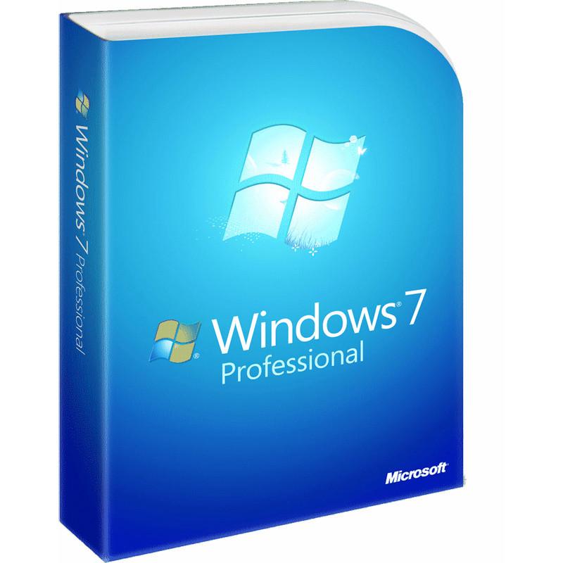 Microsoft Windows 7 Professional Russian DVD BOX (FQC-00265)поврежденная упаковка