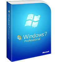 Microsoft Windows 7 Professional Russian DVD BOX (FQC-00265)поврежденная упаковка