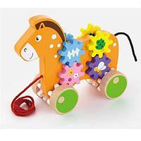 """Игрушка-каталка Viga Toys """"Лошадка"""" (50976)"""