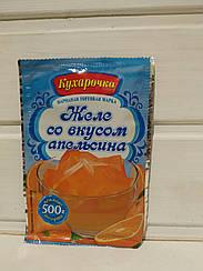 """Желе  апельсиновое """"Кухарочка"""" 80 гр"""