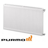 Радиатор Purmo Compact, тип 21, бок. подк., 300*