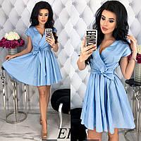 Летнее платье / хлопок / Украина 50-409, фото 1