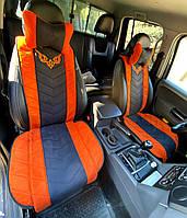 Накидки в авто для сидений универсальные
