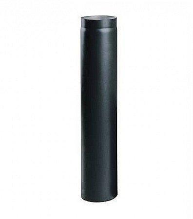 Дымоходная Труба 1000 мм Ø200 мм из черной стали