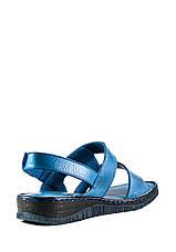 Босоножки женские летние Anna Lucci СФ 2071 синие (36), фото 2