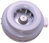Круглый канальный вентилятор BDTX